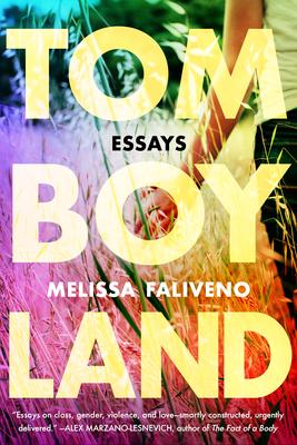 Tomboyland: Essays Cover Image