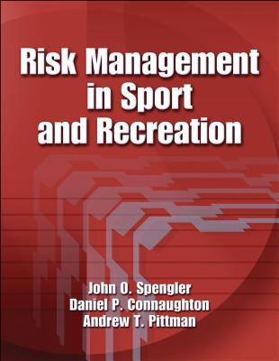 Risk Management in Sport and Recreation Cover Image