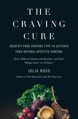 The Craving Cure: Identify Your Craving Type to Activate Your Natural Appetite Control Cover Image