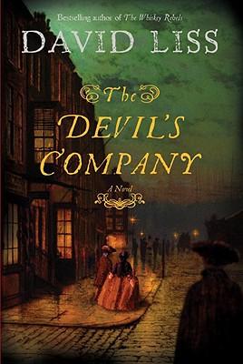 The Devil's Company Cover