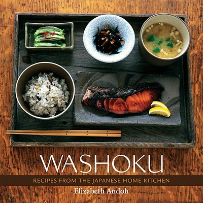 Washoku: Recipes from the Japanese Home Kitchen Cover Image