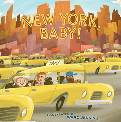 New York, Baby! Cover