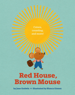 Red House, Brown Mouse Cover Image