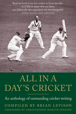 All in a Day's Cricket Cover Image