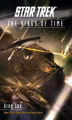 Cover for The Rings of Time (Star Trek