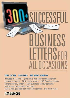 300+ Successful Business Letters for All Occasions Cover Image