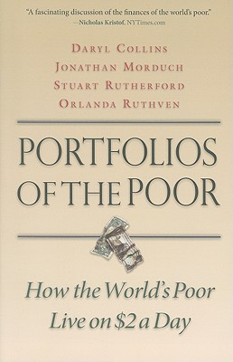 Portfolios of the Poor: How the World's Poor Live on $2 a Day Cover Image
