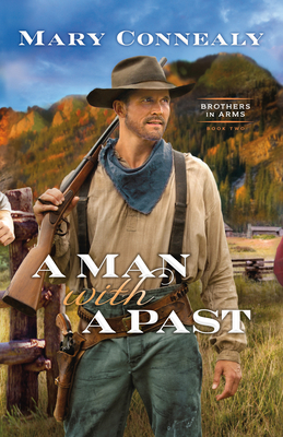Cover for Man with a Past (Brothers in Arms)