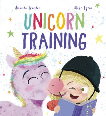 Cover for Unicorn Training (Storytime)