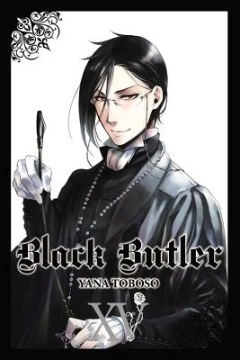 Black Butler, Vol. 15 Cover