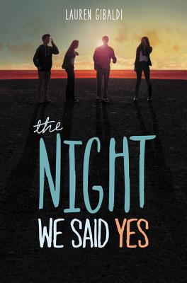 The Night We Said Yes Cover