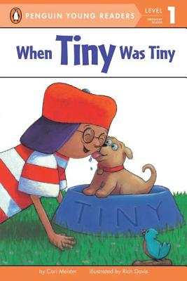 When Tiny Was Tiny Cover Image