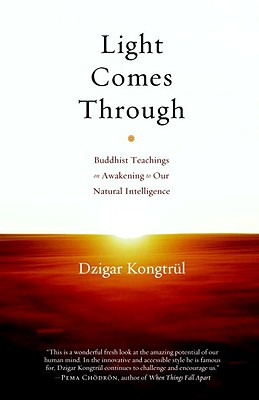 Light Comes Through: Buddhist Teachings on Awakening to Our Natural Intelligence Cover Image