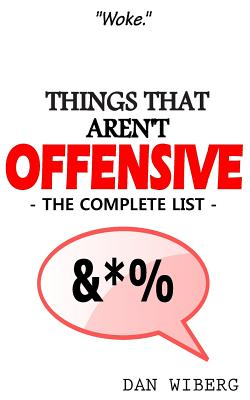Things That Aren't Offensive: The Complete List Cover Image