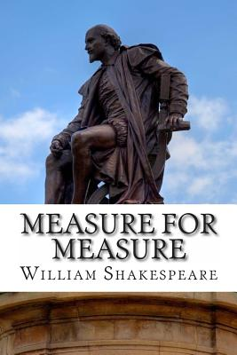 Measure for Measure: A Play Cover Image