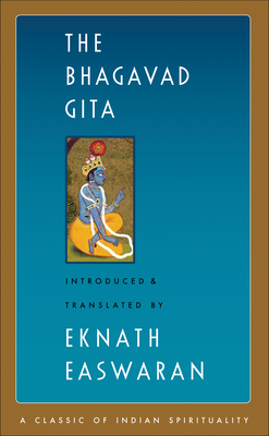 The Bhagavad Gita (Classic of Indian Spirituality) Cover Image