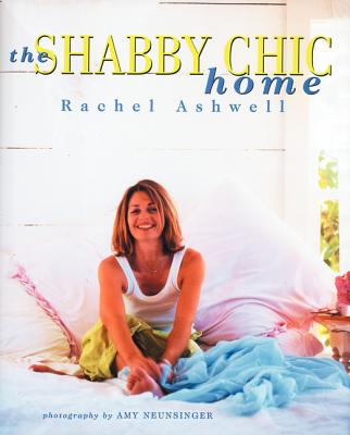 The Shabby Chic Home Cover Image