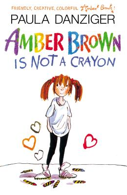 Amber Brown Is Not a Crayon Cover Image