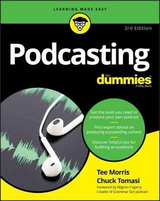 Podcasting for Dummies Cover Image