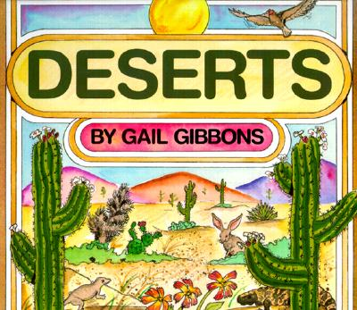 Cover for Deserts