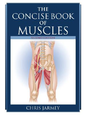 The Concise Book of Muscles Cover