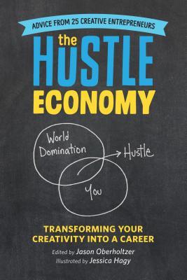 The Hustle Economy Cover