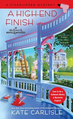A High-End Finish (A Fixer-Upper Mystery #1) Cover Image