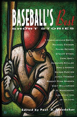 Baseball's Best Short Stories Cover Image