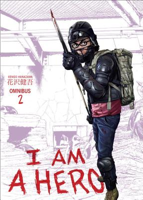 I am a Hero Omnibus Volume 2 Cover Image