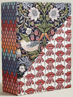 V&A Pattern: 100 Postcards Cover Image