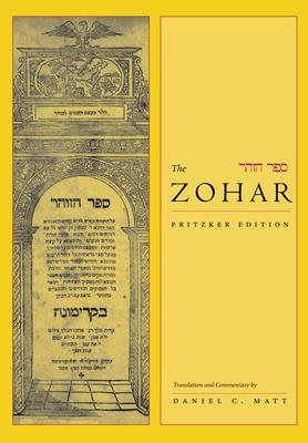 The Zohar: Pritzker Edition, Volume Five Cover Image