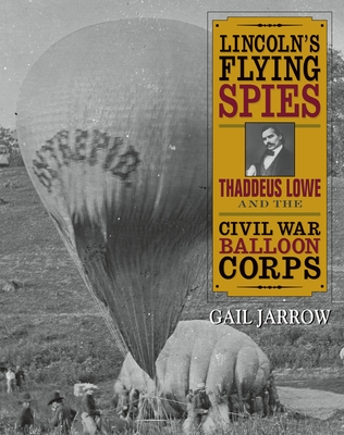 Lincoln's Flying Spies Cover