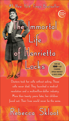 Immortal Life of Henrietta Lacks Cover Image