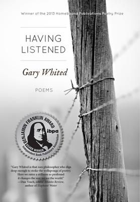 Cover for Having Listened