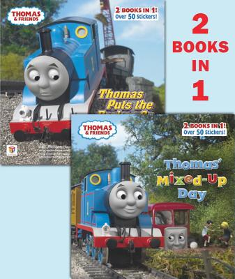 Thomas' Mixed-Up Day/Thomas Puts the Brakes on Cover