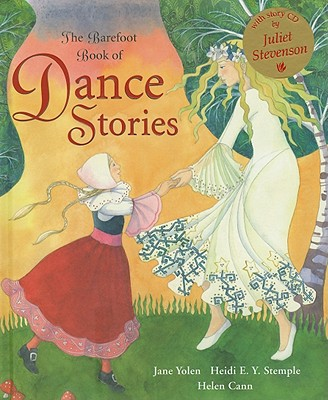 Dance Stories [With CD (Audio)] Cover