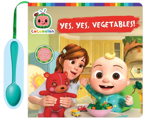 CoComelon Yes, Yes, Vegetables! Cover Image