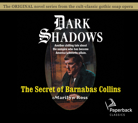 The Secret of Barnabas Collins (Dark Shadows #7) Cover Image