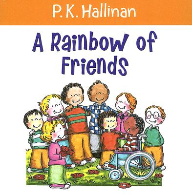 A Rainbow of Friends Cover Image