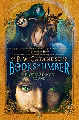 Cover Image for The Books of Umber: Happenstance Found