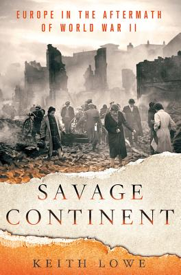 Savage Continent Cover