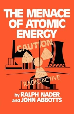 The Menace of Atomic Energy Cover