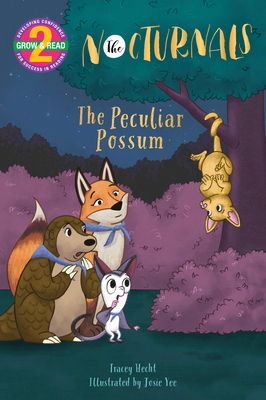 The Nocturnals: The Peculiar Possum Cover Image