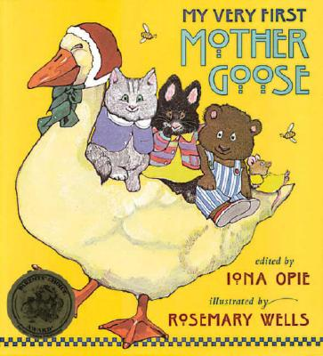 My Very First Mother Goose Cover