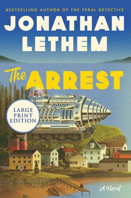 The Arrest: A Novel Cover Image