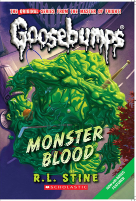 Monster Blood (Classic Goosebumps #3) Cover Image
