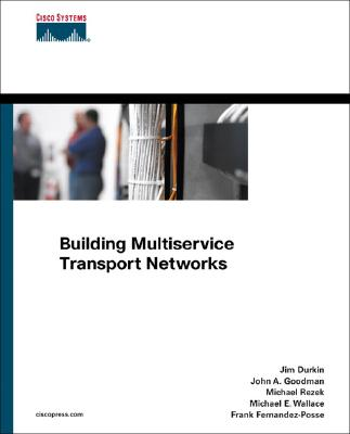 Building Multiservice Transport Networks Cover Image