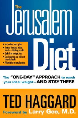 The Jerusalem Diet Cover