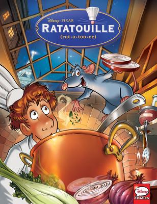 Ratatouille Cover Image