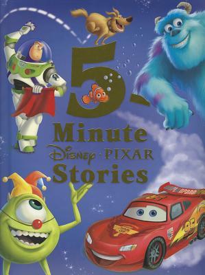5-Minute Disney/Pixar Stories Cover